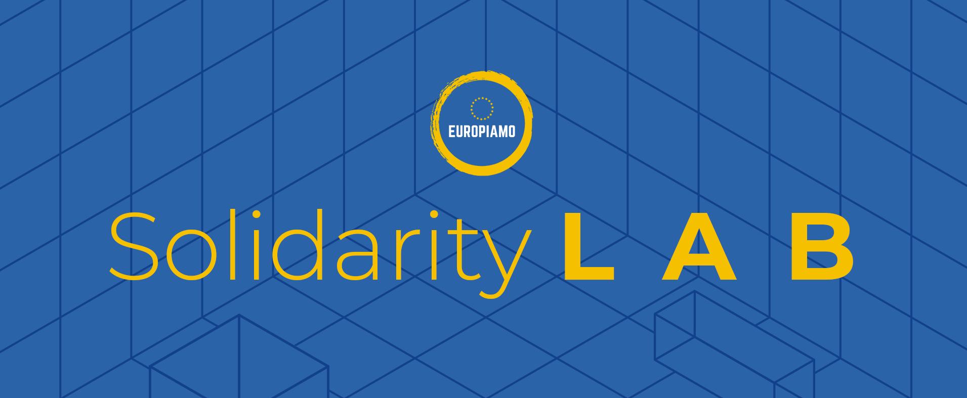 Copertina del progetto Solidarity Lab